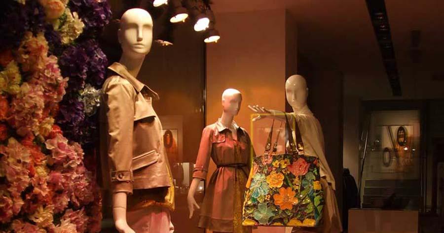 Allestimento vetrine, campagne vetrine e promozione del prodotto